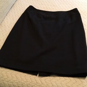 Black skirt-perfect for work and washable!